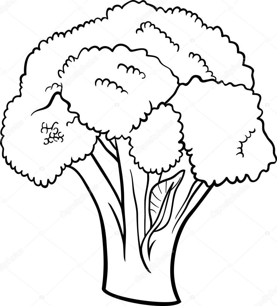 Mari Mewarna Gambar Pelbagai Sayur Sayuran Gambar Mewarna