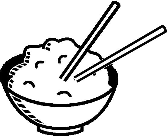 Gambar Mewarna Nasi
