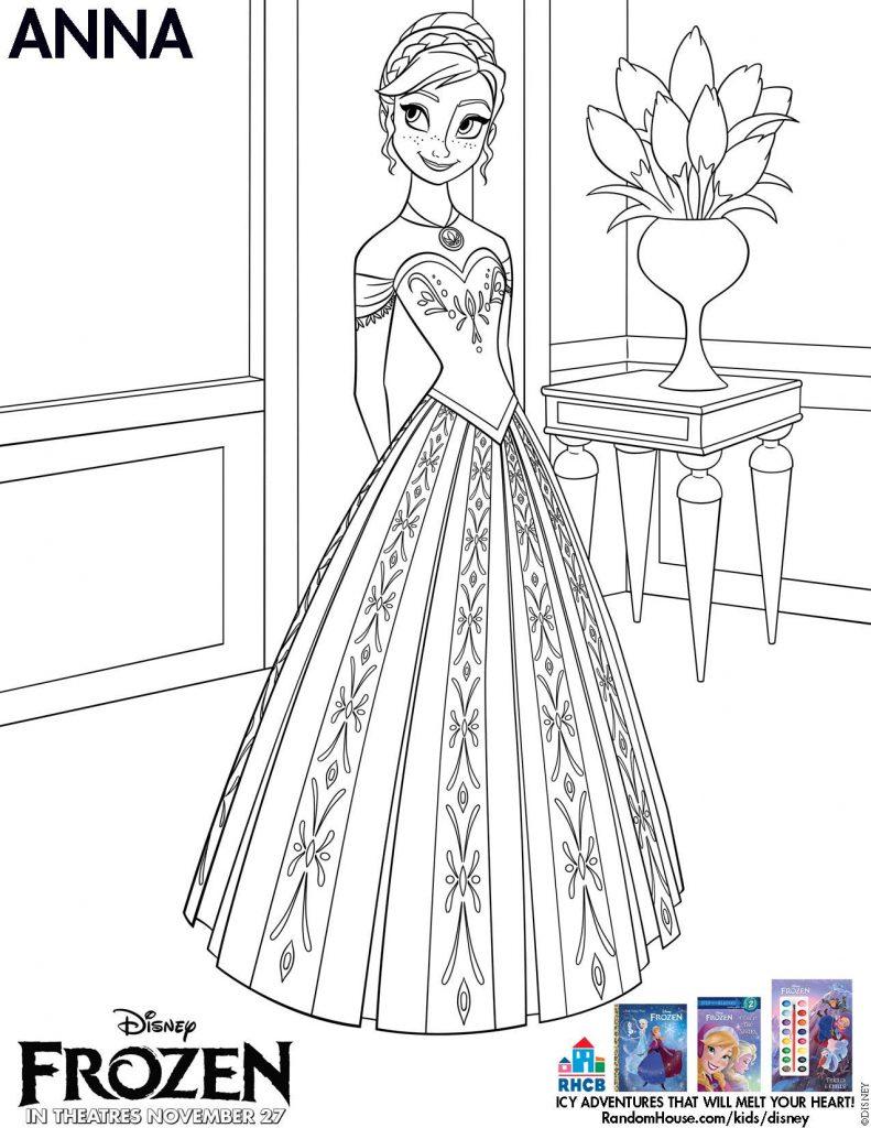 Puteri Anna yang Cantik