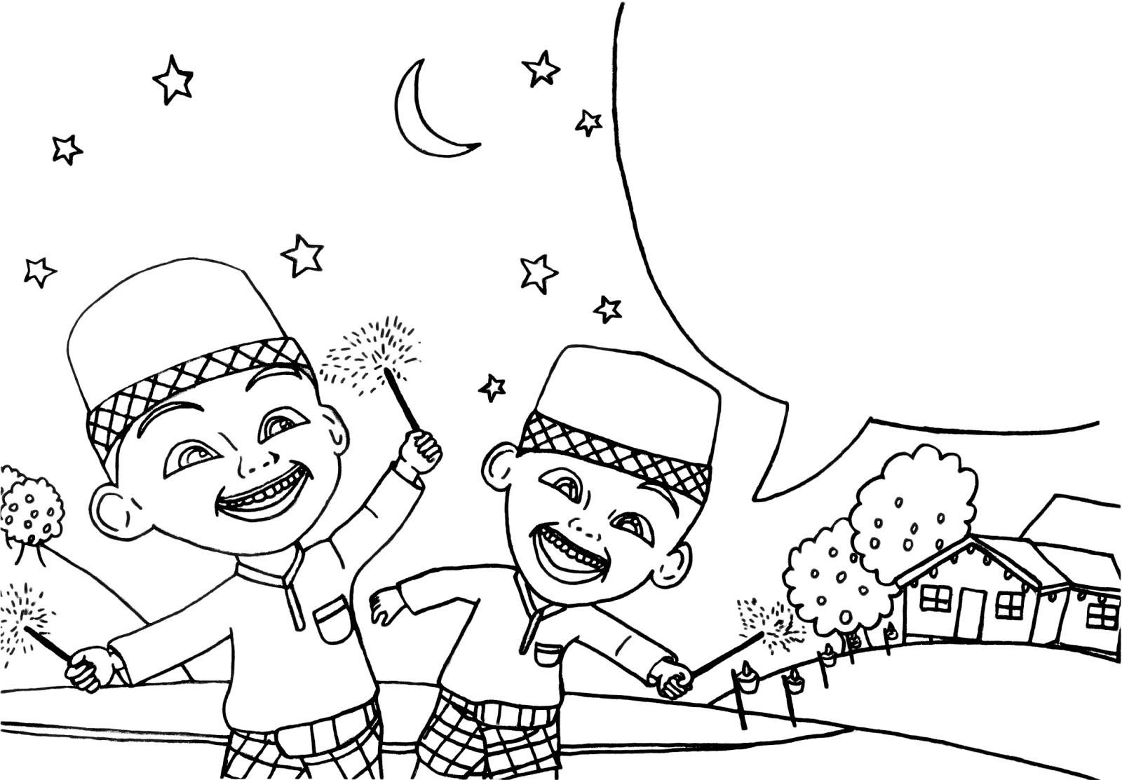 Kartun Archives Gambar Mewarna