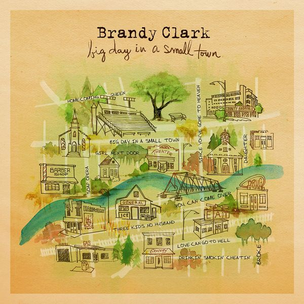 Architecture Poster Bermanfaat Big Day In A Small town by Brandy Clark On Apple Music