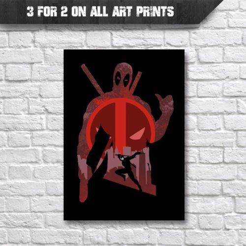 wall art prints best of deadpool collage poster marvel universe wall art print a4 prints of
