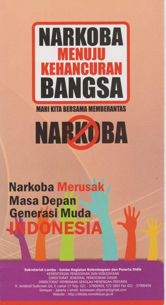 Contoh Poster Kegiatan Menarik Risultati Immagini Per Contoh Poster Narkoba Koleksi Gambar Semangat