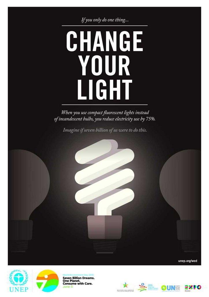 Link Download Pelbagai Contoh Contoh Poster Lingkungan Hidup Yang