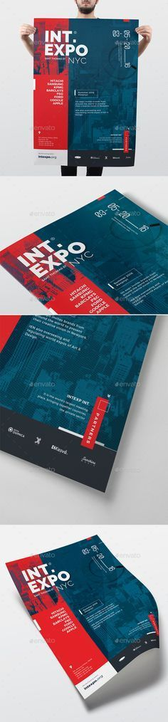 corporate promotional event poster template psd download here https graphicriver