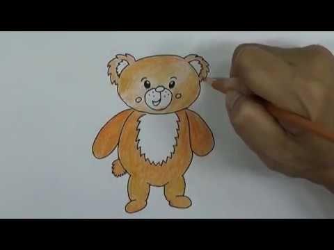 Gambar Kucing Untuk Mewarna Baik Cara Menggambar Dan Mewarnai Dengan Mudah Menggunakan Pencil Cara