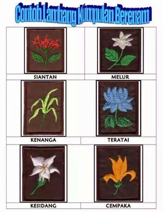 Link Download Himpunan Contoh Gambar Mewarna Bunga Teratai Yang