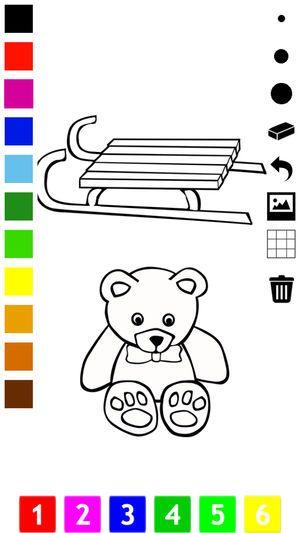 Gambar Mewarna Burung Meletup Aktif Buku Mewarna Mainan Untuk Kanak Kanak Mainan Kanak Kanak