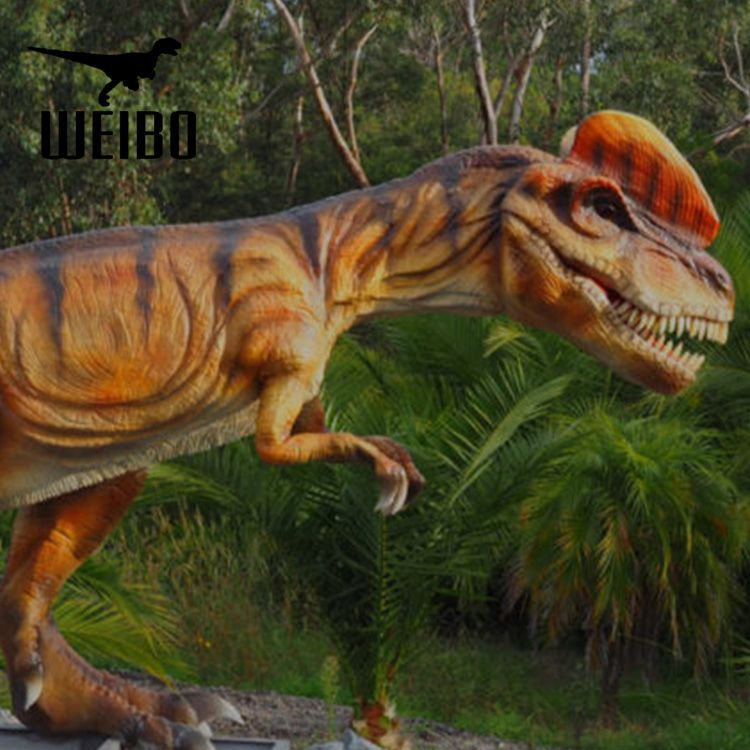 taman hiburan animatronic dinosaur dijual