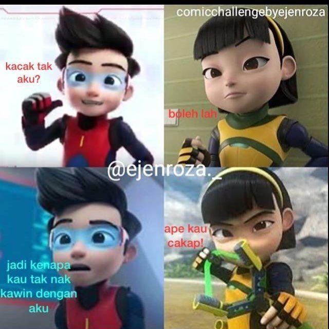 Gambar Mewarna Ejen Ali Menarik Ejenali Instagram Tag Instahu Com