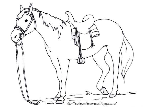Gambar Mewarna Kebersihan Baik Aneka Gambar Mewarnai Gambar Mewarnai Kuda Untuk Anak Paud Dan Tk