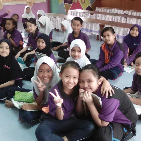 Gambar Mewarna Kem Membaca 1 Malaysia 2018 Penting Aktiviti Aktiviti Terkini Portal Pusat Sumber Sekolah Sk Sri Aman