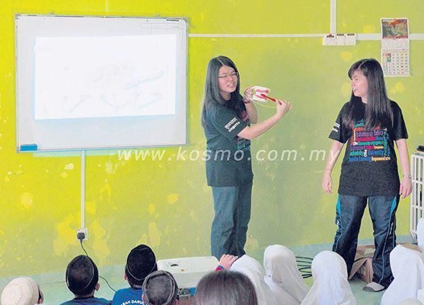 Gambar Mewarna Menjaga Kebersihan Diri Bernilai Didik Pelajar Mengenai Kebersihan Diri