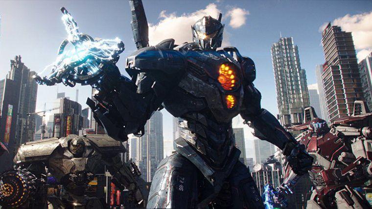 Gambar Mewarna Permaidani Terhebat Pacific Rim Uprising Review A Cartoony Robot Monster Spectacle