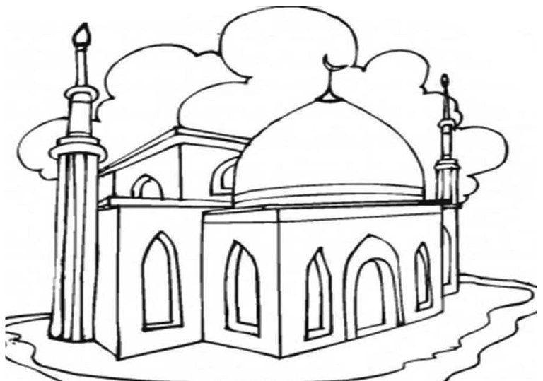Jom Download Himpunan Contoh Gambar Mewarna Rukun Islam Yang Berguna