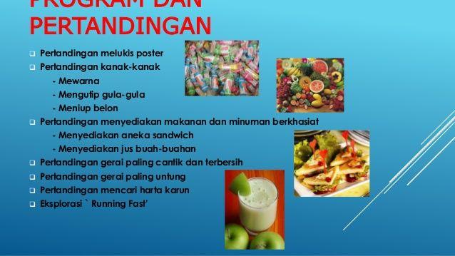 Gambar Mewarna Sandwich Penting Slideshow Hari Kantin