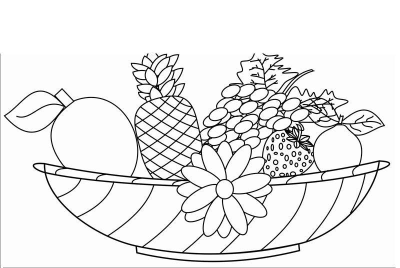 Kumpulan gambar untuk Belajar mewarnai: Sayur Sayuran ...