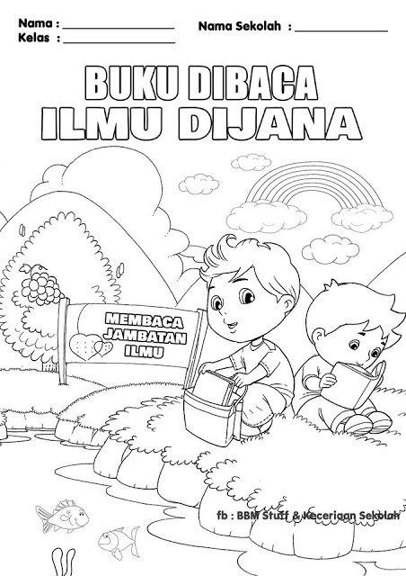 Download Himpunan Contoh Gambar Mewarna Sekolah Rendah Yang Terbaik Dan Boleh Di Dapati Dengan Mudah Gambar Mewarna