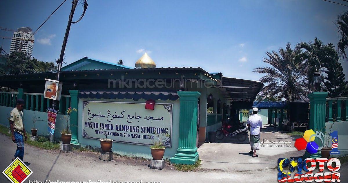 masjid jamek kampung senibong 20180209 solat jumaat mknace unlimiteda the colours of life