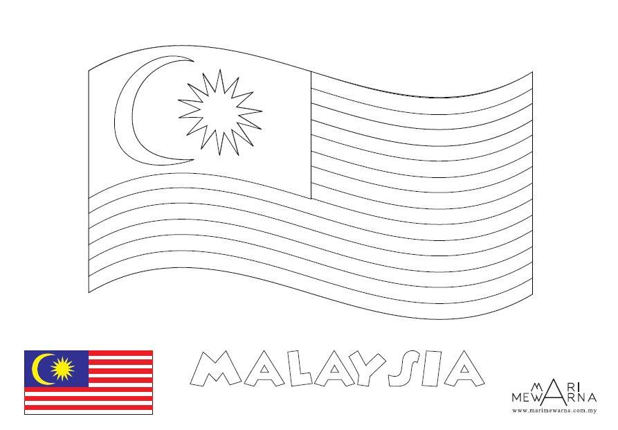 Mewarna Bendera Selangor Author On K