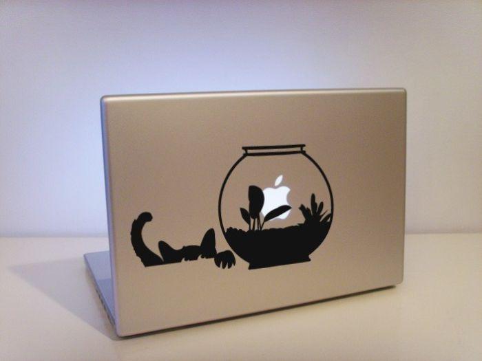Imej Kertas Lukisan Berguna Kreatif Apabila Cover Macbook Menjadi Kertas Lukisan 9 Gambar