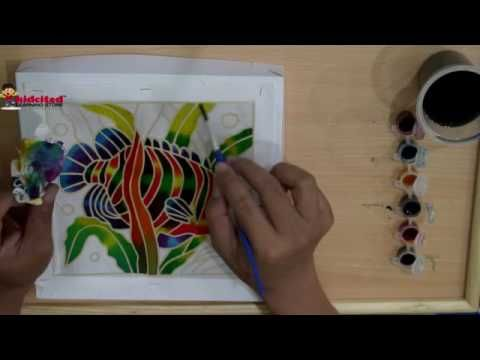 Kertas Mewarna Merdeka Power Mewarna Batik Dengan Mudah Youtube