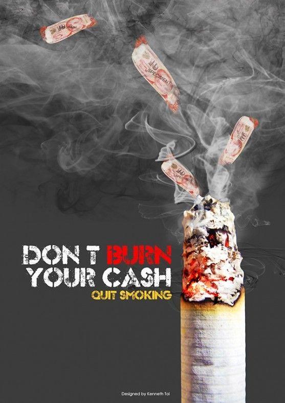 No Smoking Poster Bermanfaat 33 Contoh Poster Kesehatan Tentang Anti Rokok No Smoking