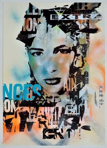 Pop Art Poster Design Bermanfaat Oliver Rossdeutscher Collage and Mixed Media Pop Art Pop Art