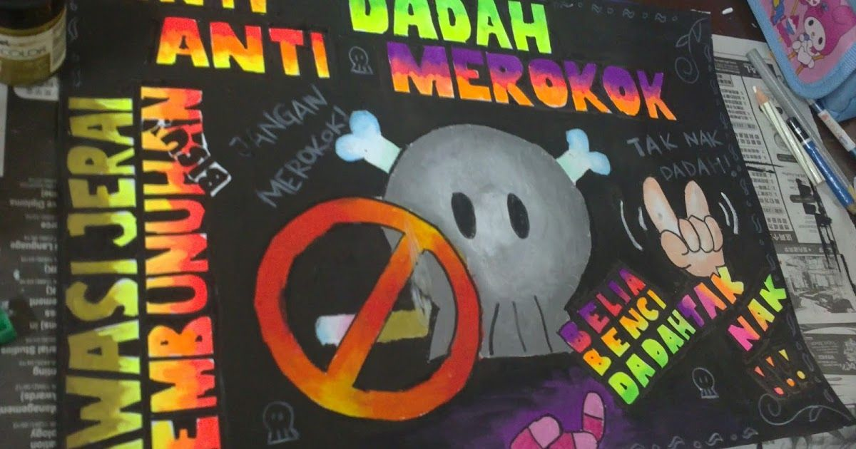 Jom Download Bermacam Contoh Poster Anti Dadah Sekolah Rendah Yang Berguna Dan Boleh Di Dapati Dengan Segera Gambar Mewarna