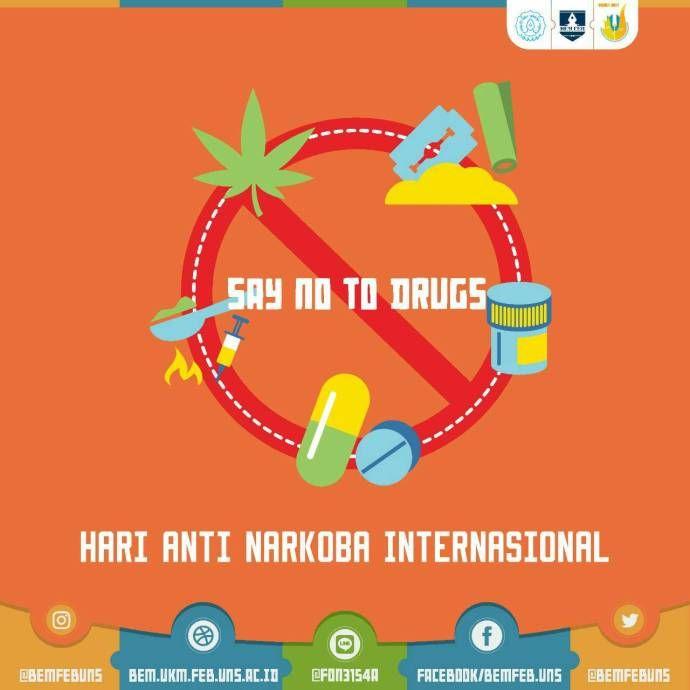 Muat Turun Segera Bermacam Contoh Poster Anti Narkoba Terbaru Yang