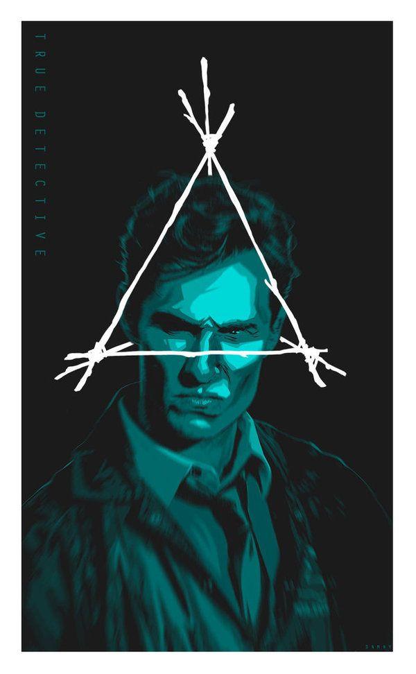 Poster Art Baik Best Detective Poster Pulp Flesh Folkhorror Images On Designspiration