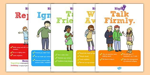 Link Download Pelbagai Contoh Poster Bullying Yang Gempak Dan Boleh Di Download Dengan Mudah Gambar Mewarna