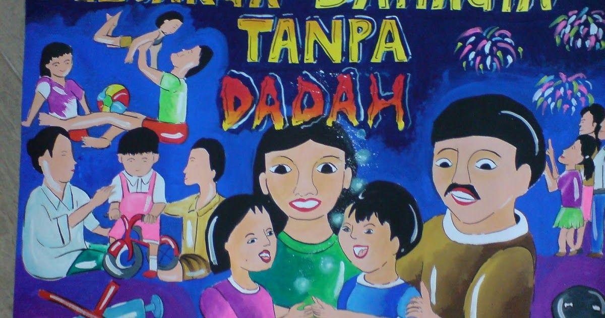 Download Bermacam Contoh Poster Dadah Musuh Negara Yang Bermanfaat