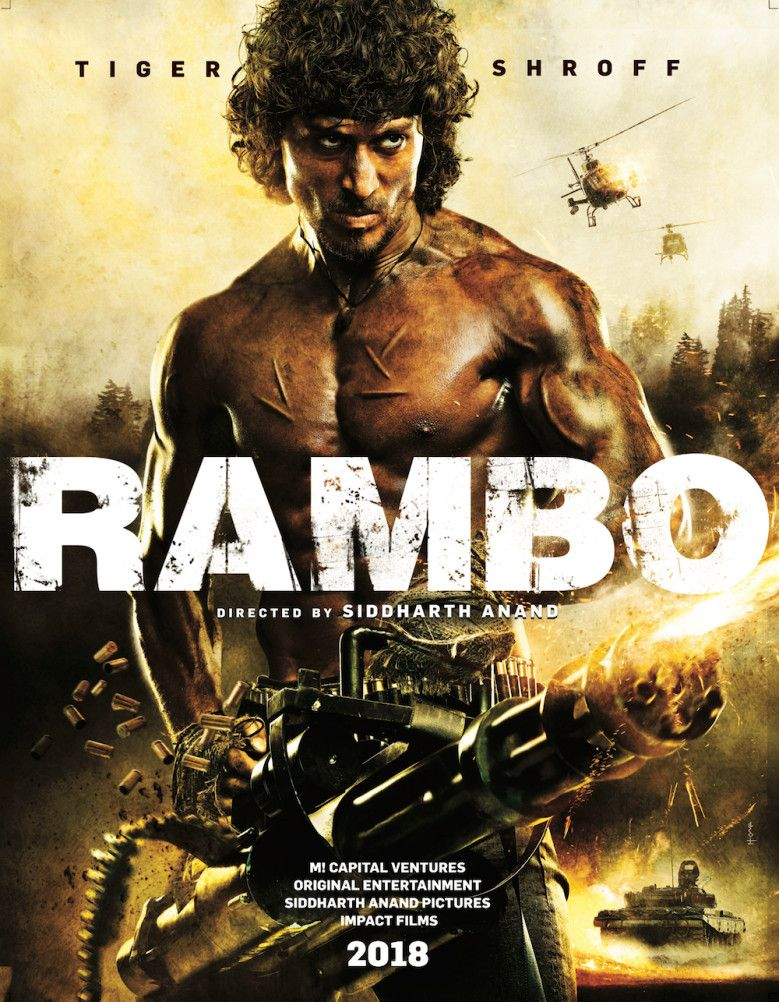 you associate rambo with action and blood and gore but i think it s an emotional film there s a lot of heart and angst in him