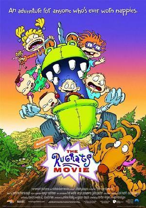 Poster Filem Terbaik Fail Poster Filem the Rugrats Movie Jpg Wikipedia Bahasa Melayu