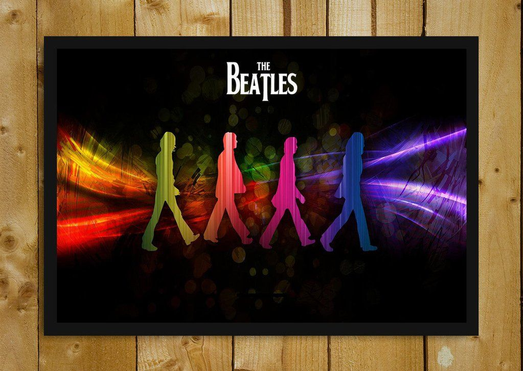 Poster Kb Power Buy Framed Posters Online Shopping India the Beatles Abbey Road