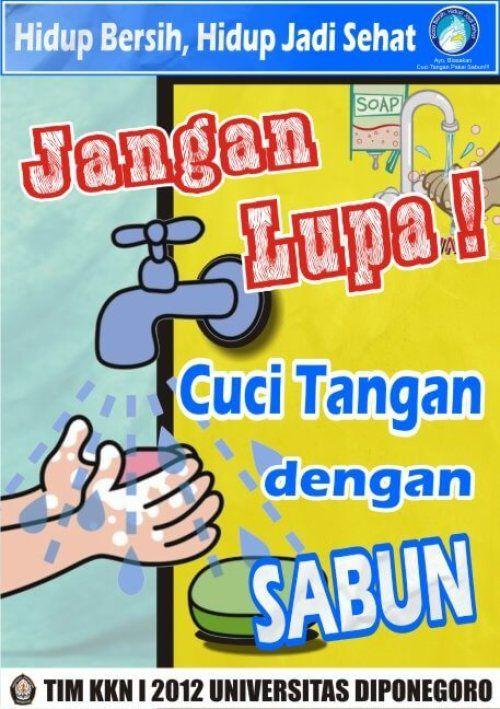 Dapatkan Pelbagai Contoh Poster Kebersihan Lingkungan Sekolah Yang