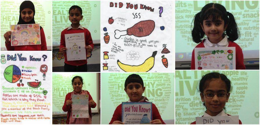 Poster Kegiatan Power Poster Competition Winners Heybrook Primary and Nursery School