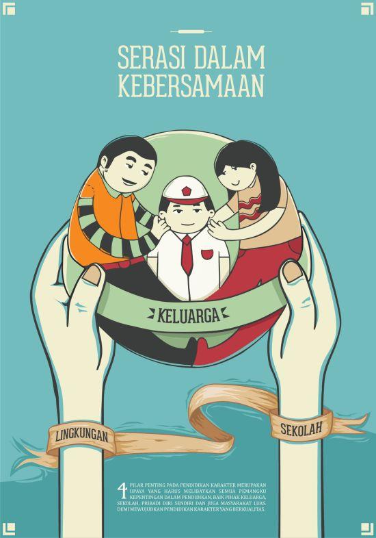 Download Pelbagai Contoh Poster Lingkungan Sekolah Bersih ...