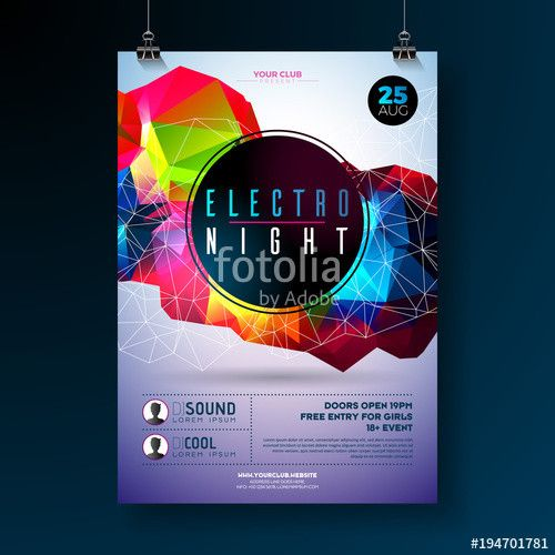 Poster Maker Terbaik Free Nightclub Flyer Maker Inspirational Poster Templates 0d Save On