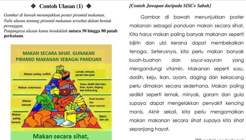 Poster Mewarna Buah Buahan Terbaik Pelbagai Kuiz Teka Silang Kata Bahasa Melayu Yang Sangat Baik Untuk