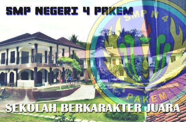 Poster Pendidikan Smp Terhebat Smp Negeri 4 Pakem Sekolah Berkarakter Juara