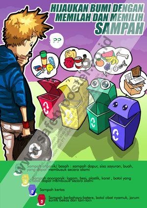 Muat Turun Segera Bermacam Contoh Poster Sampah Yang Bermanfaat