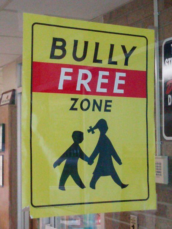 Poster Stop Bullying Baik Stop Cyberbullying Day News Mysuncoast Com