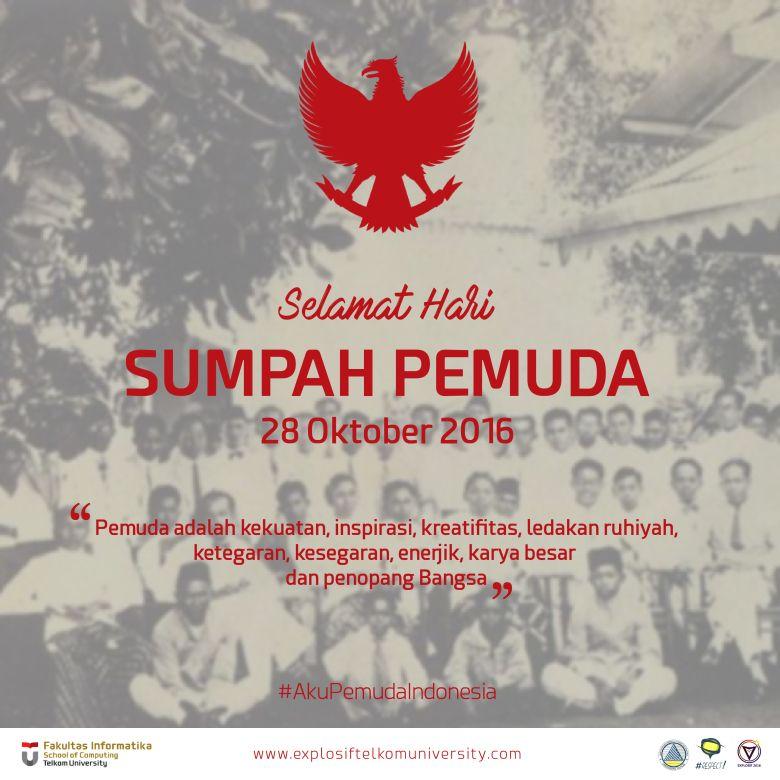 Dapatkan Himpunan Contoh Poster Sumpah Pemuda Yang ...