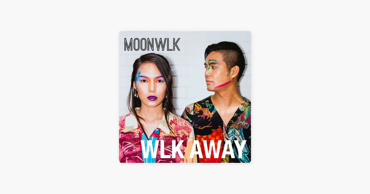 Product Poster Design Hebat Wlk Away Single by Moonwlk On Apple Music