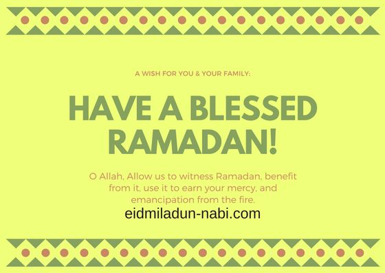 blessed ramadan quotes with ahadith for you and your family you can also find ramadan images here