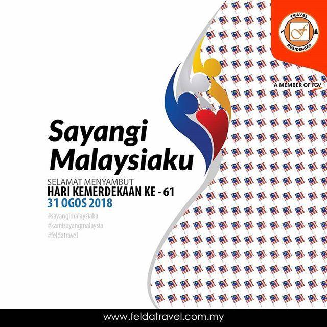 selamat menyambut hari kemerdekaan yang ke 61 kepada seluruh rakyat malaysia merdeka merdeka