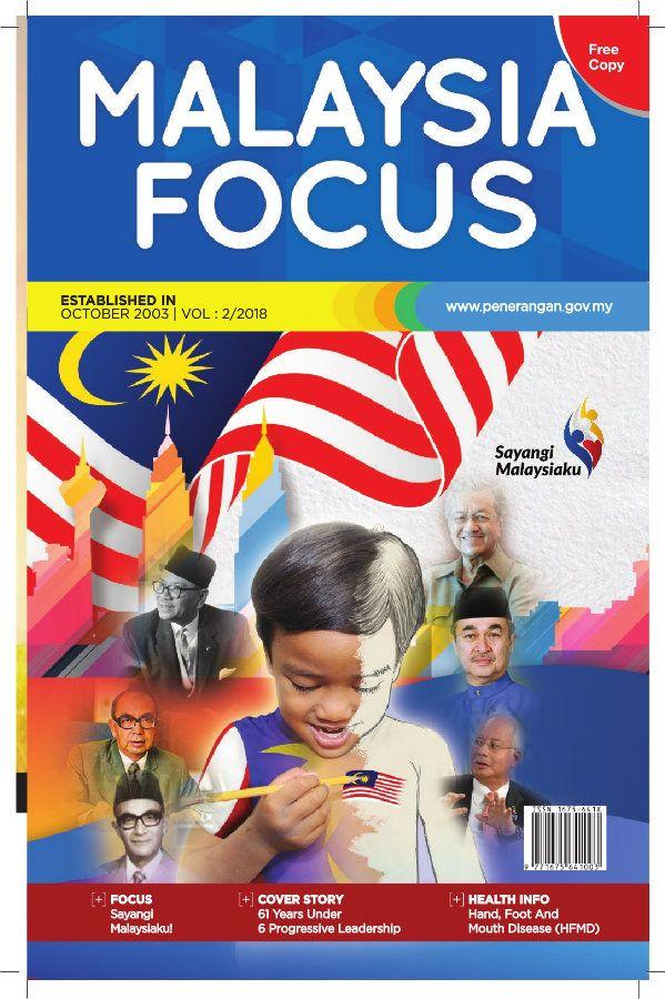 Sayangi Malaysiaku Poster Terhebat Malaysia Focus 2 2018