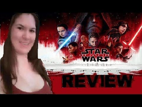 Star Wars the Last Jedi Poster Menarik Star Wars the Last Jedi Movie Review Laurenlovesmovies Youtube
